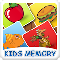 Kids Memory (ad free) icon