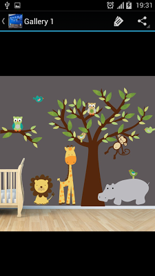 Wall Stickers - screenshot
