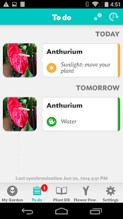 Parrot Flower Power- screenshot thumbnail