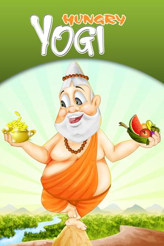 Hungry Yogi - screenshot