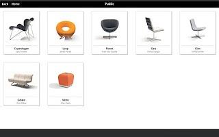 Screenshot of Fora Form