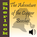 Adventure of Copper Beeches logo