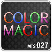 Color Magic Go Launcher EX