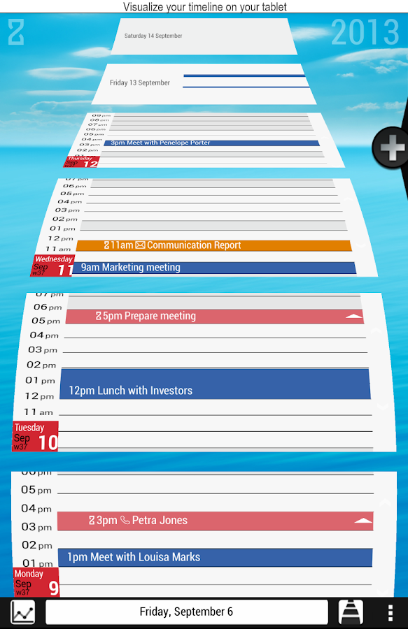 ZenDay: Calendar, Tasks, To-do- screenshot