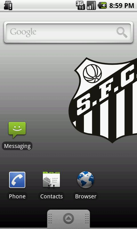 Santos Live Wallpaper - screenshot
