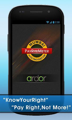 PayRiteMeter