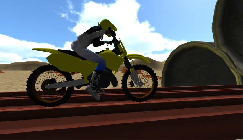 Bike Racing: Motocross 3D- screenshot