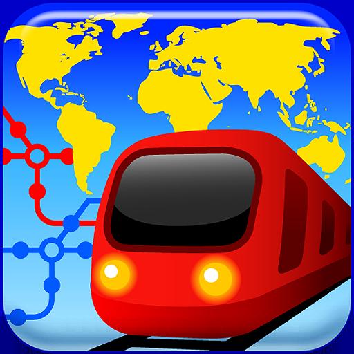 전세계지하철  World Metro Maps