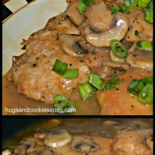 MOST AMAZING CHICKEN MARSALA.