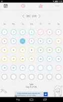 Screenshot of LoveCycles - Period Tracker