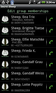 SecretSheep Lite - hide ID - screenshot thumbnail