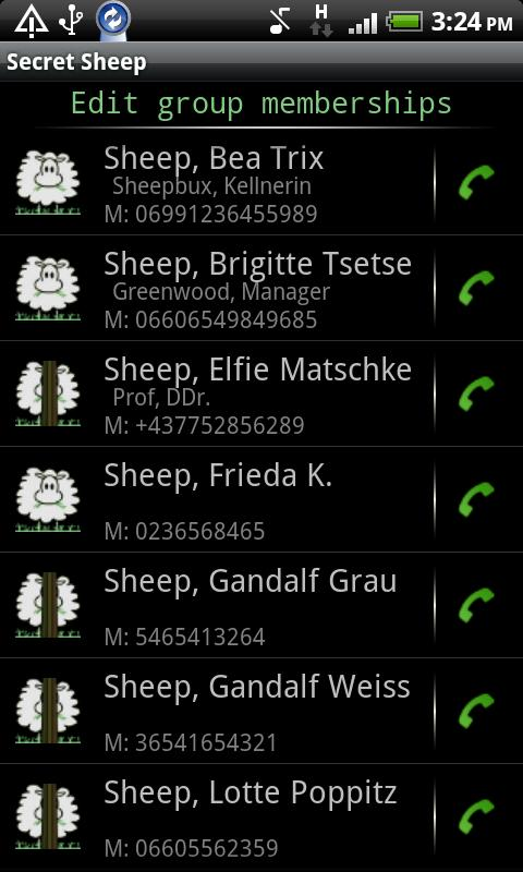 SecretSheep Lite - hide ID - screenshot