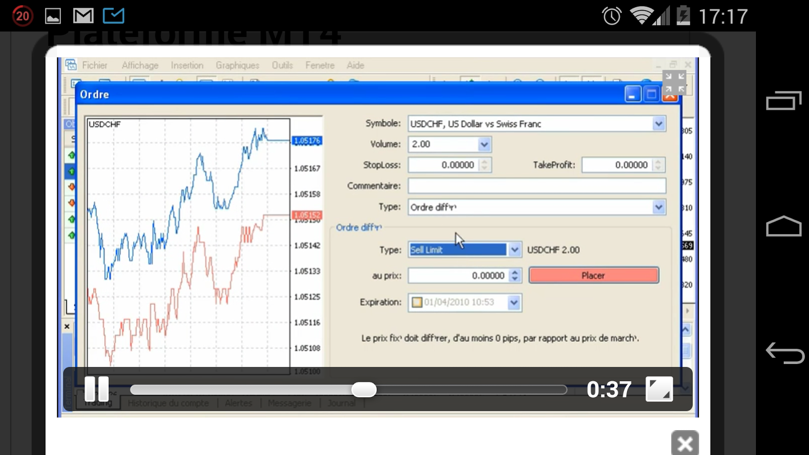 Forex & Binary Option Training - screenshot