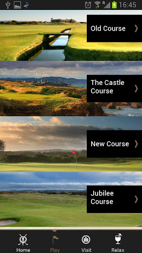 St Andrews Links: Home of Golf