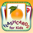 English Flashcards For Kids icon
