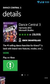 Xbox 360 SmartGlass Screenshot 2