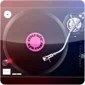 Mobile Music Turntable Live WP