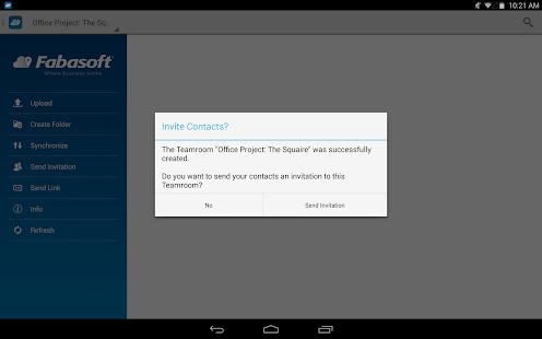 Fabasoft Cloud - screenshot thumbnail
