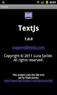 TextJs - SMS From Your Browser- screenshot thumbnail