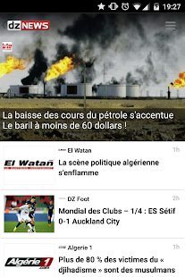 dz NEWS Algerie- screenshot thumbnail