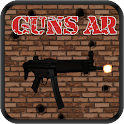 Guns AR icon