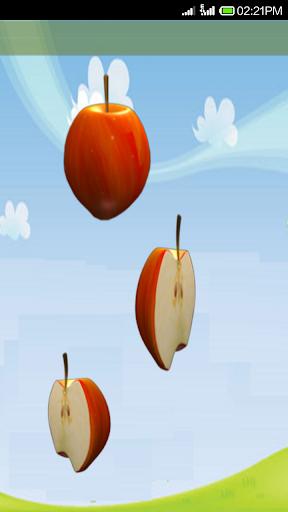 切開的蘋果