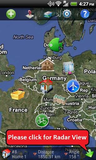 GPS 파인더 - 자동차 위치 무료
