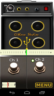 usbEffects (Guitar Effects) - screenshot thumbnail