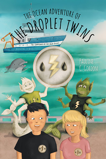 The Ocean Adventure Of The Droplet Twins cover