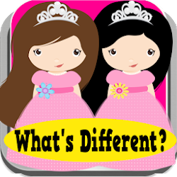 Princess Game Whats Different