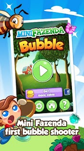 Mini Fazenda Bubble Shooter