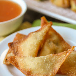 Cream Cheese Wontons Without Crab Recipes.