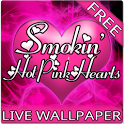 Smokin HOT PINK Live Wallpaper icon