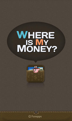 가계부 - Where is my money