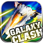 Galaxy Clash : Sonic Vs Plague icon