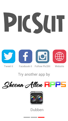 【免費攝影App】PicSlit - Banner / InstaTile-APP點子