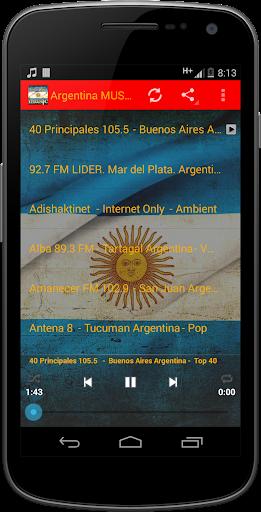Argentina MUSIC Radio