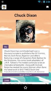 Official MegaCon App- screenshot thumbnail