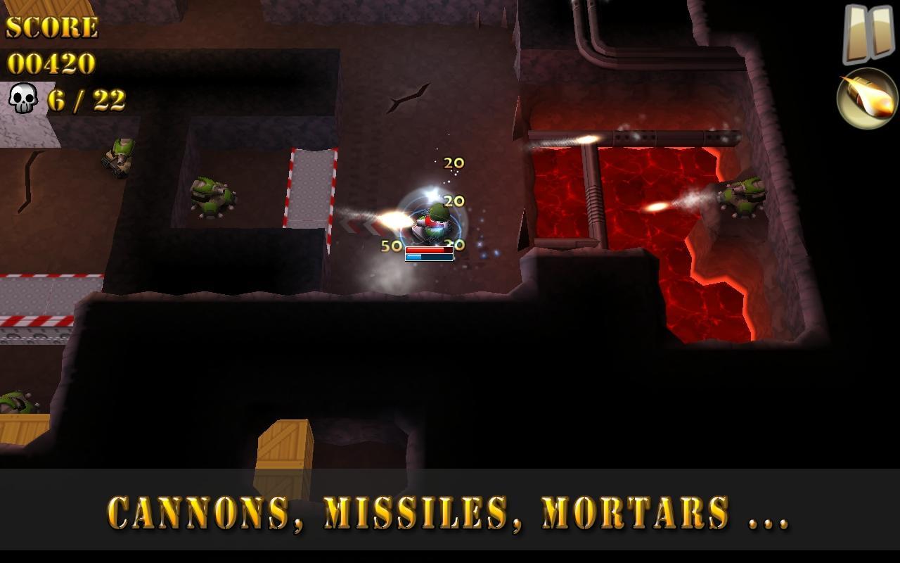 Tank Riders screenshot #3