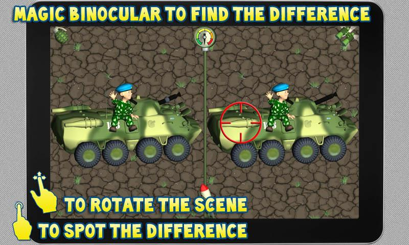 Find the Difference 3D- screenshot