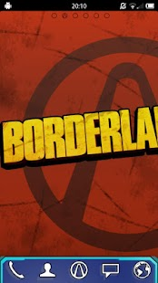 Borderlands 2 Go theme - screenshot thumbnail