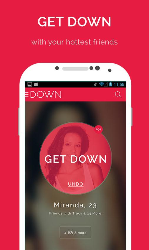 DOWN - Dating - screenshot