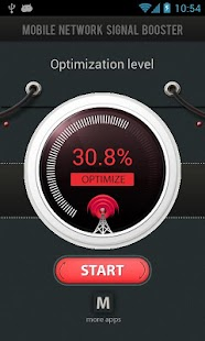 Mobile Network Signal Booster - screenshot thumbnail