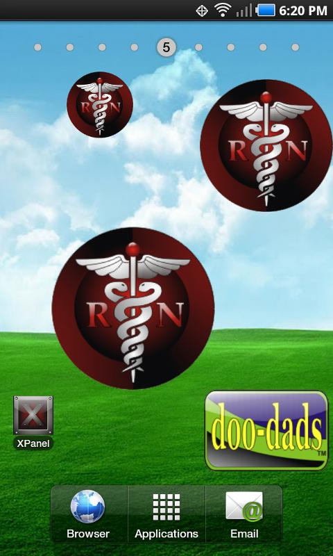 RN Symbol doo-dad - screenshot