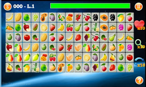 Onet Fruity MultiPlay