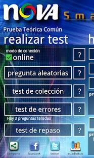 Nova SmartPhone Específico D - screenshot thumbnail