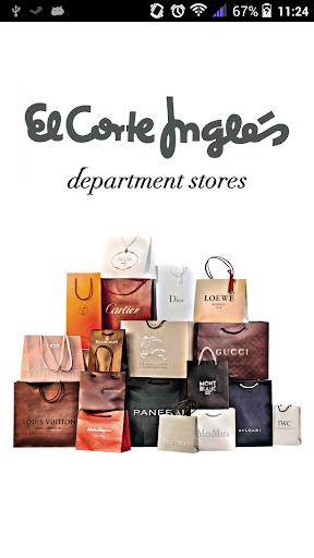 【免費生活App】El Corte Inglés Dept. Stores-APP點子