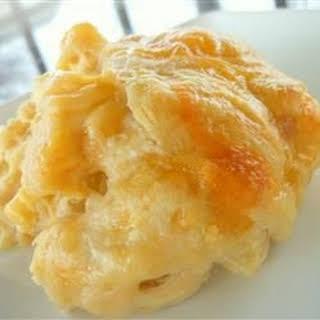 Cheesy Chicken Rolls.
