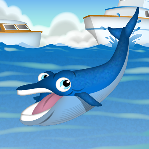 30DC - Free The Whale LOGO-APP點子