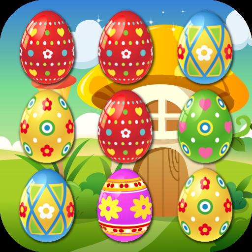 Swipe Easter Eggs 解謎 App LOGO-APP開箱王